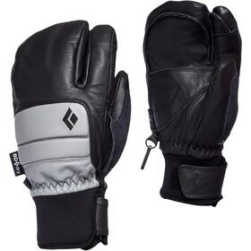 Black Diamond Spark Finger Handsker Damer, sort/grå